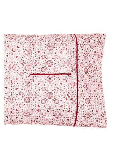 Jaipur by Better Living Fez Pillow Cases [Red]