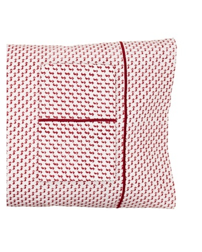 Jaipur by Better Living Patti Pillow [Red]
