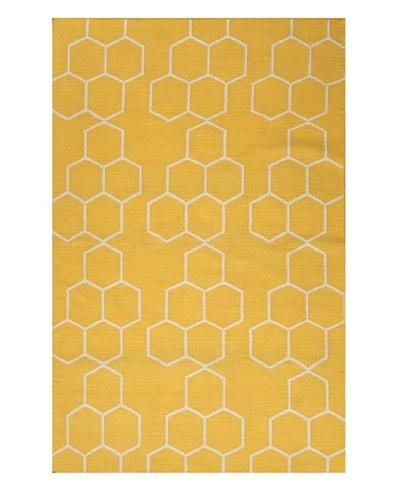 Jaipur Rugs Flat-Weave Durable Geometric Rug