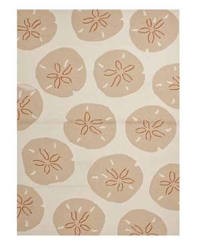 Jaipur Rugs Sand Dollar Indoor/Outdoor Rug [Dark Ivory]