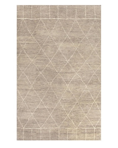 Jaipur Rugs Hand-Knotted Moroccan Pattern Rug