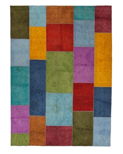 Jaipur Rugs Transitional Tribal Pattern Wool Knotted Rug