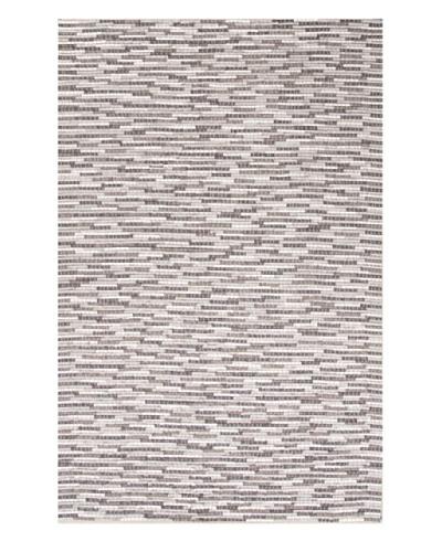 Jaipur Rugs Handmade Textured Rug, Gray/Ivory, 2' x 3'