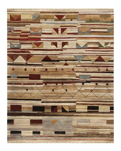 Jaipur Rugs Originals Tribal Hand-Knotted Rug, Multi, 8' x 10'