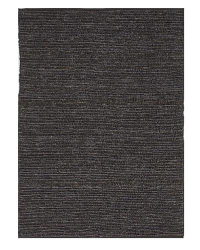 Jaipur Rugs Naturals Solid Pattern Jute Rug, Gray, 3' 6 x 5' 6