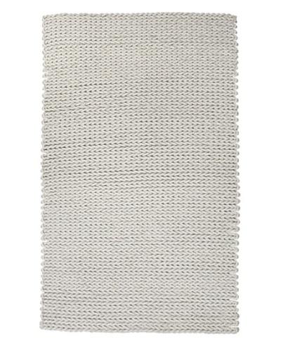 Jaipur Rugs Handmade Textured Rug, Gray, 2' x 3'