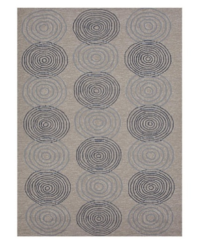 Jaipur Rugs Carla Indoor/Outdoor Rug [Gray/Black]