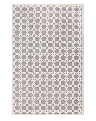 Jaipur Rugs Lustrous Rug, Ivory/Gray, 7' 7 x 9' 7