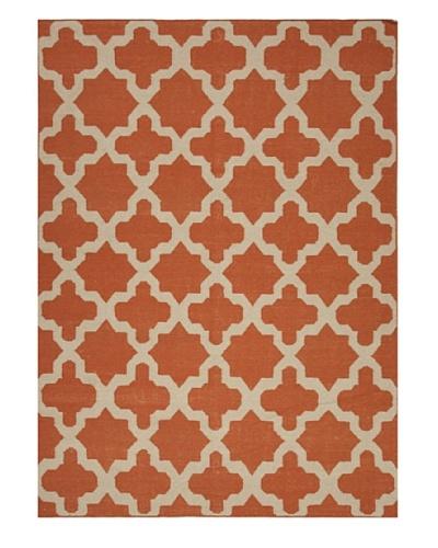 Jaipur Rugs Flat-Weave Moroccan Wool Rug