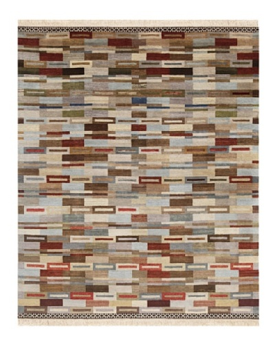 Jaipur Rugs Abstract Hand-Knotted Rug, Multi, 8' x 10'