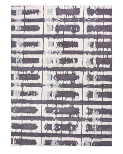 Jaipur Rugs Hand-Tufted Abstract Wool Rug