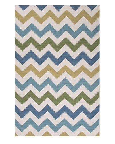 Jaipur Rugs Flat-Weave Durable Wool Rug
