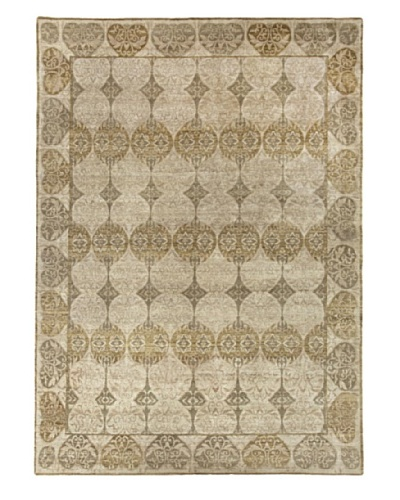 Jaipur Rugs Hand-Knotted Abstract Pattern Wool Rug