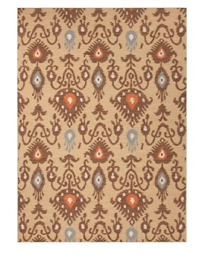 Jaipur Rugs Flat-Weave Tribal Pattern Wool Rug