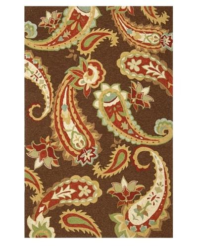 Jaipur Rugs Acacia Hand Hooked Rug [Cocoa Brown]