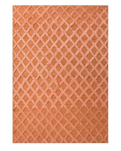 Jaipur Rugs Soft Hand Flat-Weave Rug, Red, 5' x 8'