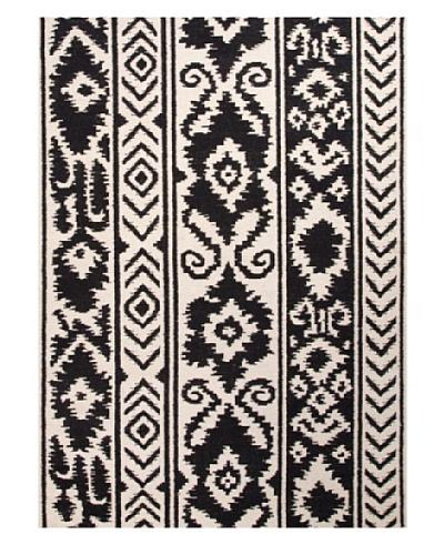 Jaipur Rugs Flat-Weave Tribal Wool Rug