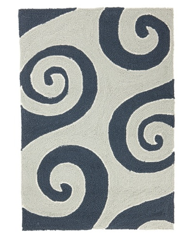 Jaipur Rugs Wave Hello Indoor/Outdoor Rug
