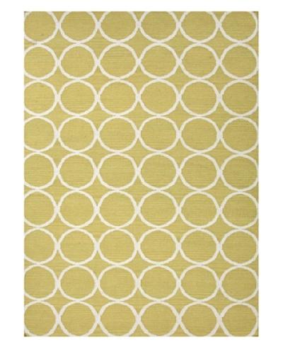 Jaipur Rugs Flat Weave Geometric Pattern Wool Handmade Rug