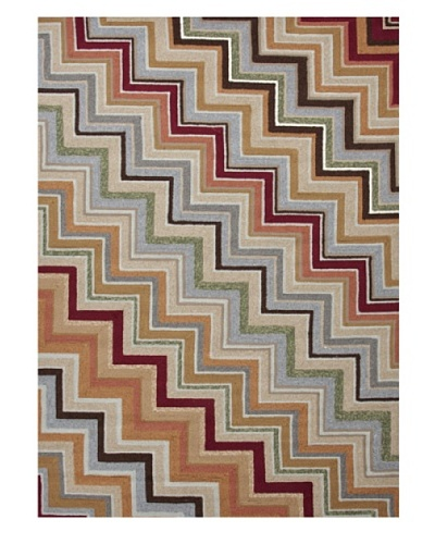 Jaipur Rugs Stair Stripe Indoor/Outdoor Rug [Multi]
