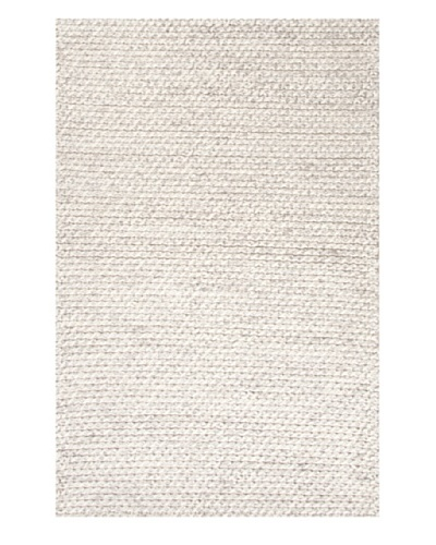 Jaipur Rugs Textured Ultra Plush Rug, Ivory/Gray, 2' x 3'