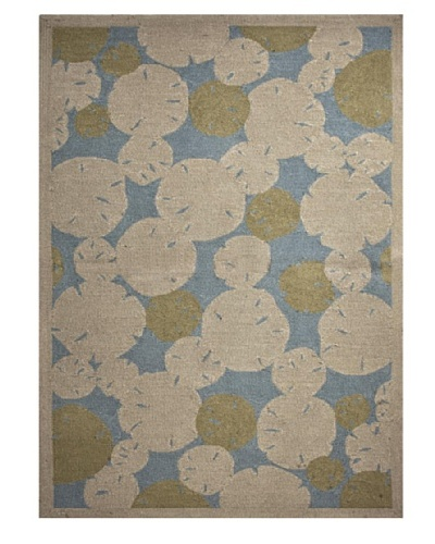 Jaipur Rugs Lilly Pad Indoor/Outdoor Rug [Straw]