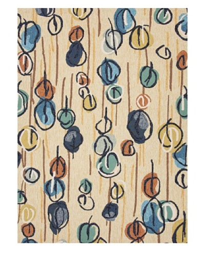 Jaipur Rugs Celebrate Indoor/Outdoor Rug [Blue/Multi]