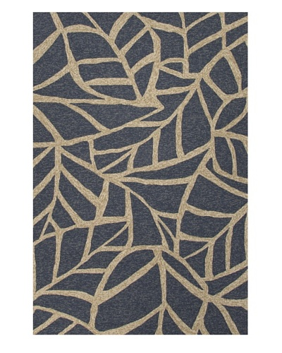 Jaipur Rugs Indoor-Outdoor Rug, Gray, 5' x 7' 6