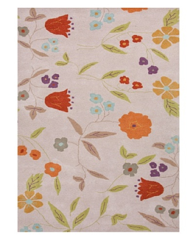 Jaipur Rugs Transitional Floral Rug