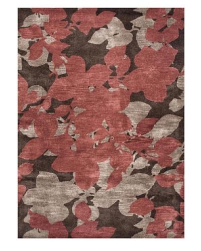 Jaipur Rugs Hand-Tufted Floral Pattern Wool Rug