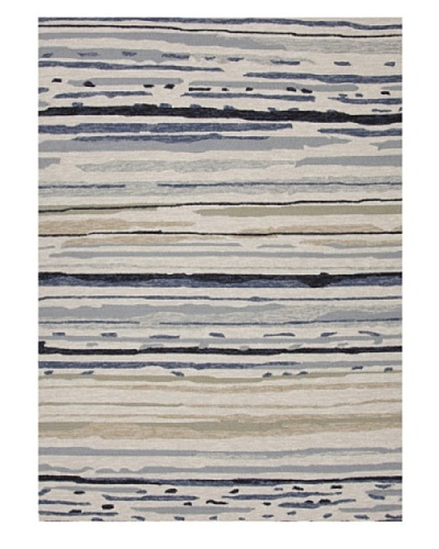 Jaipur Rugs Seaside Indoor/Outdoor Rug [Gray/Black]