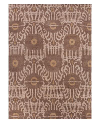 Jaipur Rugs Flat Weave Stripe Pattern Wool Handmade Rug
