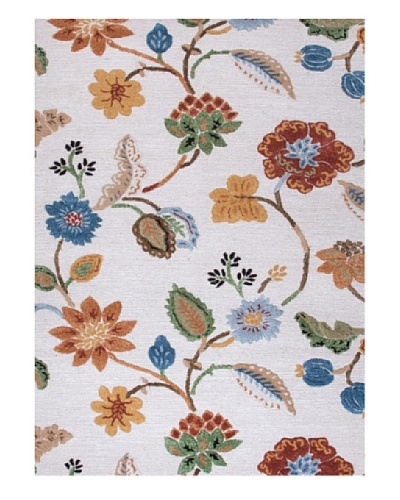 Jaipur Rugs Hand-Tufted Floral Rug