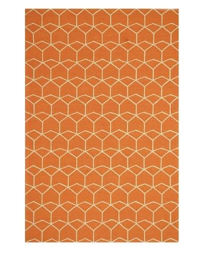 Jaipur Rugs Tessela Indoor/Outdoor Rug [Red/Orange]