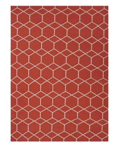 Jaipur Rugs Hand-Made Flat Weave Geometric Rug