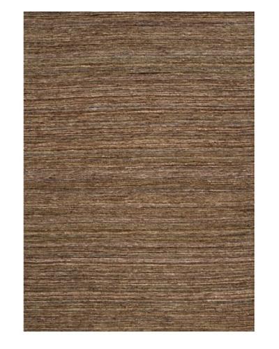 Jaipur Rugs Naturals Stripe Pattern Hemp Rug