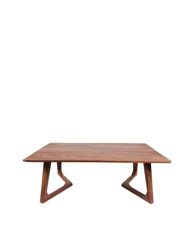 Jamie Young Haven Bent-Leg Coffee Table, Natural