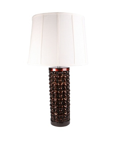 Jamie Young Arbor Cylinder Table Lamp