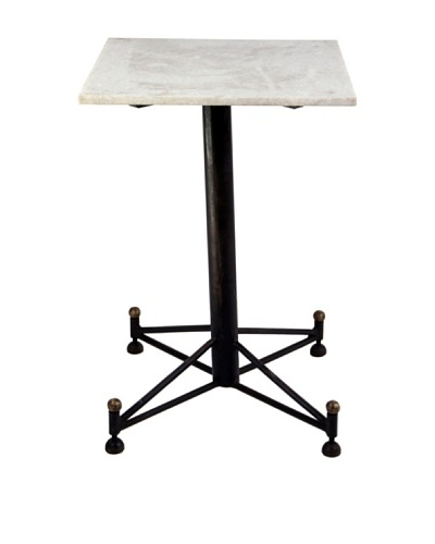 Jamie Young La Dolce Vita Table, White/Black