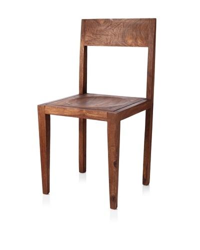 Jamie Young Vasanta Low-Back Chair, Natural