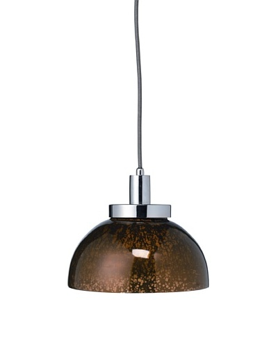 Jamie Young Bowl Pendant [Antique Chocolate]