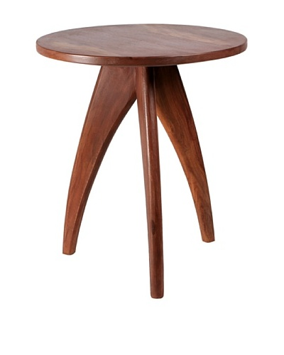 Jamie Young Carson Accent Stool, Natural