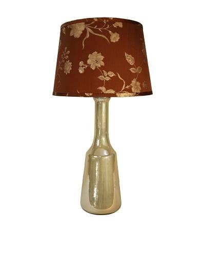 Jamie Young Pefurme Bottle Lamp [Pearl Enamel]