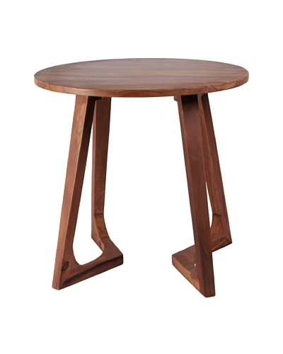 Jamie Young Haven Bent-Leg Side Table, Natural