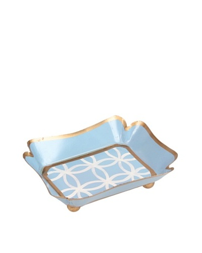 Jayes Rings Blue Trinket Tray