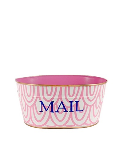 Jayes Scales Pink Mail Tub