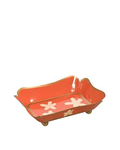 Jayes Key Largo Red Trinket Tray