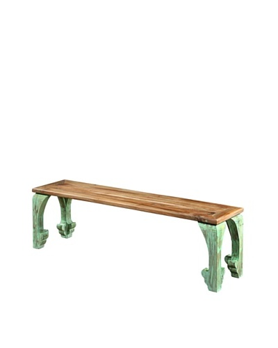 Jeffan Epirus Teak Bench