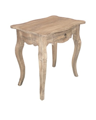 Jeffan Promenade Side Table, Natural