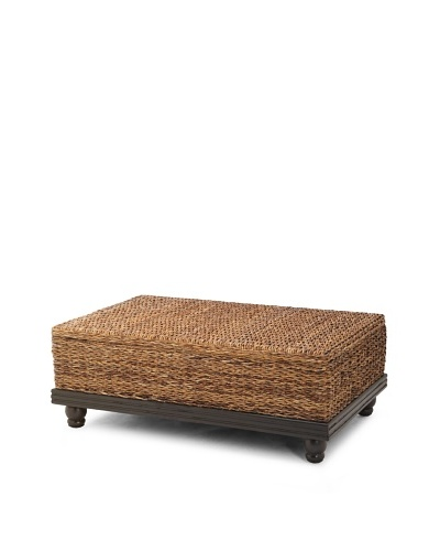 Jeffan Tropical Storage Coffee Table